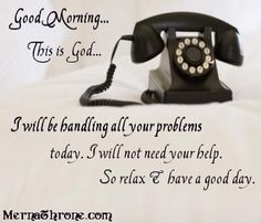 """Good Morning all! This is one of my favorite reminders from my Higher Power whom I call God. When life gets stressful just remember """"He's got you!"""" He has our back at all times whether we wonder or not... he is there. I hope you share this because you never know who many really need to hear this today! Have a wonderful day and remember to ROCK it! ;)   #RenovateYou"""