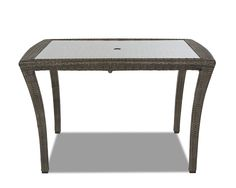 "Klaussner Outdoor International Outdoor/Patio Amure 48"" Dining Table W1300 DRT48 - Klaussner Outdoor - Asheboro, NC"