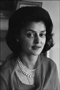 Gayatri Devi was once included in Vogue magazine's Ten Most Beautiful Women list. Devi started schools in Jaipur, most prominent of which is the Maharani Gayatri Devi Girls' Public School established in 1943.[7] She also revived and promoted the dying art of blue pottery.