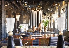 KELLY WEARSTLER | INTERIORS. Tribeca Loft