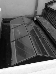 Utrecht, Glass Conservatory, Steel Stairs, Inside Doors, House Extensions, Steel Doors, Get Outside, Steel Frame, Classic Style