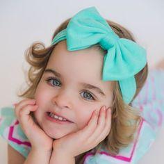 Mackenzie- Jersey Cotton Headband baby Headbands - Bows For Littles, LLC