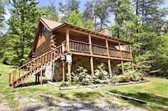Our cabin.....