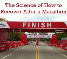 I hope everyone who ran Chicago had a great race. Now it's on to recovery. Here's the science on how to optimally recover after a marathon (and a sample 3 week schedule): http://runnersconnect.net/running-training-articles/how-to-recover-after-a-marathon/