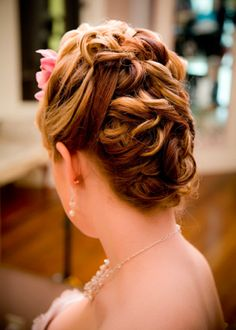 Maffeo Salon and Day Spa - Bridal / Special Occasion Hair by Brian Rice