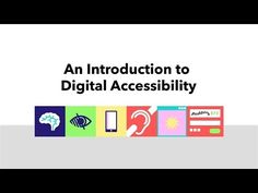 """""""Digital technology is great, but often excludes disabled users - watch 15 tips to improve accessibility #a11y #GAAD http://thndr.it/1FxGdQ6"""""""