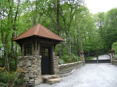 Custom Development Entrance Built By Chinquapin Builders Inc See More At YellowMountainPreserve