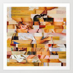Yo Mama's a Real Estate Agent (Provenance Series) Art Print by Wayne Edson Bryan - $20.00
