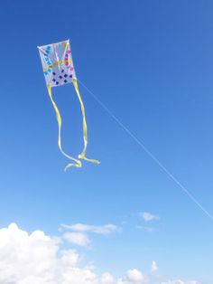 How to Make the World's Best Handmade Kite ⋆ Handmade Charlotte DIY Japanese Children's Kite Craft<br> Give your next project some flight with this perfect summer kite DIY. Summer Crafts, Fall Crafts, Summer Fun, Diy Crafts, Stick Crafts, Halloween Crafts, Christmas Crafts, School Age Activities, Spring Activities