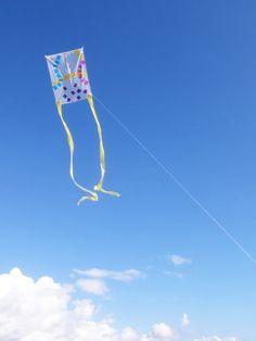 Zomervakantie - Zelfmaakvlieger - DIY Japanese Children's Kite Craft - Handmade Charlotte