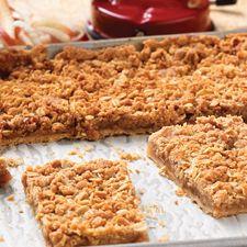 Apple Crumble Slab Pie - King Arthur Flour Co.