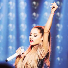 ♕ Ariana Grande. Perfection!