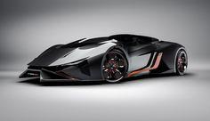 #Lamborghini Diamante 2023 Concept by Thomas Granjard.  Il y'a quelques mois, la marque au taureau fêtait ses 50 printemps en nous présentant sa spectaculaire Veneno, puis l'Egoista. Pour ses 60 ans, un apprenti designer nous présente un concept prénommé «Diamante» … dix ans d'avance que les designers de #Lamborghini? …