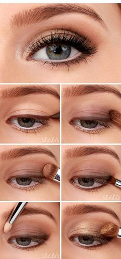 Eyes #makeup eyeliner - look