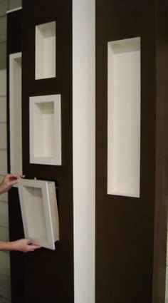Wall Niches Designs wall niche with glass shelves interior wall niche Award Displaywall Niches