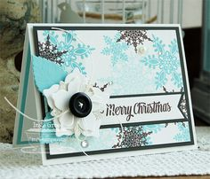 Merry Christmas by **Inge** - Cards and Paper Crafts at Splitcoaststampers