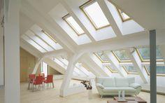 loft/  living attic