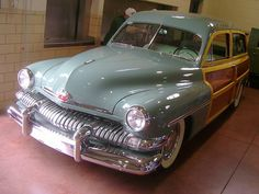 Edsel Ford, Car Ford, Vintage Cars, Antique Cars, Woody Wagon, Mercury Cars, Cars Usa, Ford Motor Company, Station Wagon
