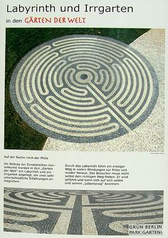 Labyrinth, Irrgarten Kreis | Mix Interesting & Some Ideas ... Tipps Labyrinth Irrgarten Anlegen Kann