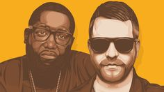 Run The Jewels On Empowerment And Shared Humanity : The Record : NPR