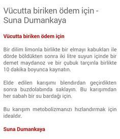 Suna Dumankaya Healthy, Health