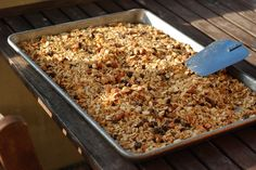 I thought I didn't like granola, but it turns out I simply don't like cinnamon in my breakfast cereal! Give me cinnamon in apple pancake, stewed prunes, even coconut bread, but leave my cereal be. I'm so glad to have...