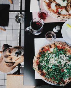 Wo man in Wien die beste Pizza genießt – Teil 1 Vegetable Pizza, Vegetables, Food, Italy Food, Waiting, Education, Essen, Vegetable Recipes, Meals