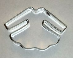 Irish Dance cookie cutter.