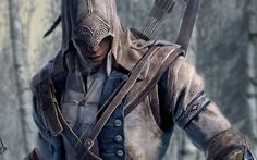 Fonds d'écran Jeux Vidéo > Fonds d'écran Assassin's Creed 3 Assassin's Creed 3