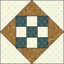 Nine Patch Square