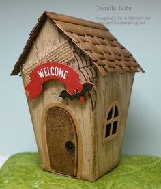 Jamilla's Stampin' Grounds: It's just so cute...