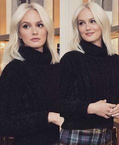 Leighton Meester || Platinum Blonde