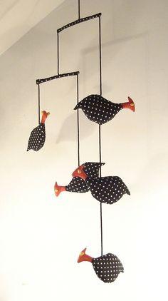 Guinea Fowl Mobile