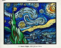 Tay Wilson-Smith's entry to our Chameleon Starry Night contest Van Gogh Art, Van Gogh Paintings, Vincent Van Gogh, Chameleon, Will Smith, Night, Artist, Artwork, Work Of Art
