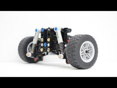 Lego Technic Compact Steering, Drive and Suspension Unit (with Instructions) - YouTube