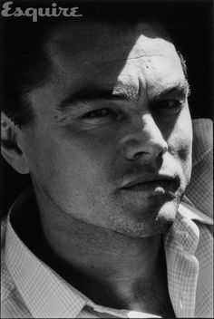 Leonardo DiCaprio for Esquire US May 2013 Photographed by Max Vadukul