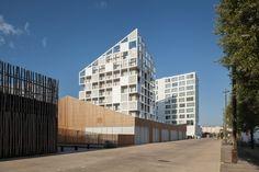 Galería de 30 Viviendas Sociales en Nantes / Antonini + Darmon Architectes - 23