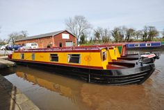 Blackwater Meadow - Ottar. A 48ft 2002 Canalcraft 4 berth cruiser stern narrowboat. http://www.abcboatsales.com/boat-sales/ottar-ex-viking-hire/