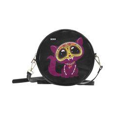 Sac Messenger Cat Calaveras Sneakers, Messenger Bag, Creations, Backpacks, Cats, Purse, Women, Tennis, Gatos