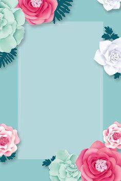 Iphone Wallpaper Photos, Framed Wallpaper, Wallpaper Backgrounds, Wallpapers, Cute Pastel Wallpaper, Flower Background Wallpaper, Background Pictures, Pretty Backgrounds, Flower Backgrounds