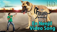 Naaigal Jaakirathai | En Nenjil | New Tamil Movie Full Video song | Karthick Iyer | Indian Violinist | Chennai
