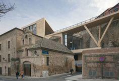Rafael Moneo > Palacio de Congresos 'El Greco', Toledo