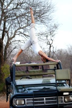 my pilates instructor in #Africa ,  slimpaley.com