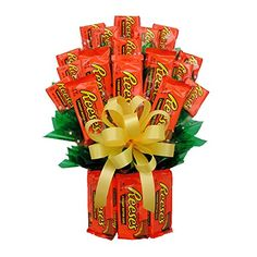 Amazon I Ate My Gift Birthday Chocolate Pack IAMG014 All Reeses Candy Bouquet