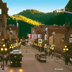 Deadwood, South Dakota, historic western town, gambling is all they have jkjk fun getaway town, penny machines rock South Dakota Vacation, South Dakota Travel, South Dakota State, April Vacation, Vacation Destinations, Vacation Spots, Vacations, Deadwood South Dakota, Oh The Places You'll Go