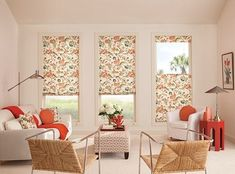 Shop Bali Tailored Roman Shade Roman Shades at TheHomeDepot. Patterned Roman Shades, Custom Roman Shades, Patterned Carpet, Outside Mount Roman Shades, Relaxed Roman Shade, Cheap Carpet Runners, Shades Blinds, Living Room Windows, Decorative Trim
