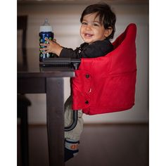 "guzzie + Guss Perch Hanging High-Chair - Black - Guzzie & Guss - Babies""R""Us"
