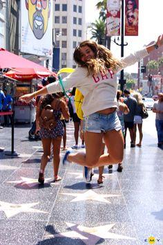 EMY Cursos de idiomas en el extranjero. Cursos de inglés en Estados Unidos. Curso de inglés en Los Ángeles. Tour por Los Ángeles. EMY 2012.