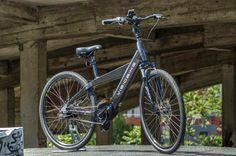 Conheça a Visiobike, bicicleta elétrica que funciona em conjunto com um smartphone