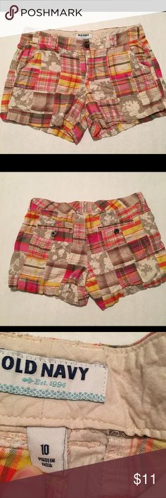 Old Navy women's plaid shorts Old Navy women's plaid shorts Old Navy Shorts